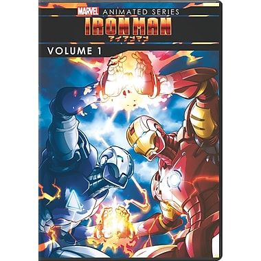 Marvel Iron Man: Animated Series - Volume 1 (DVD)