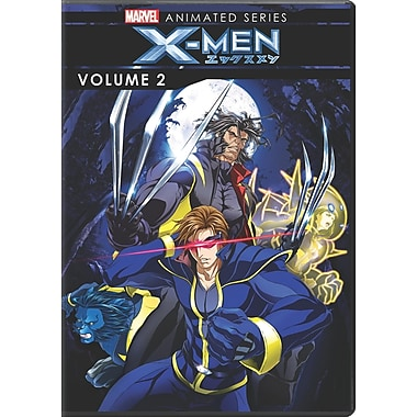 Marvel X-Men: Animated Series - Volume 2 (DVD)
