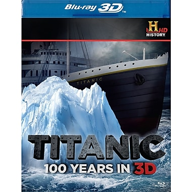 Titanic - 100 Years In 3D (Brd) (3D Blu-Ray)