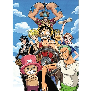 One Piece - Season 4 - Voyage One (DVD)
