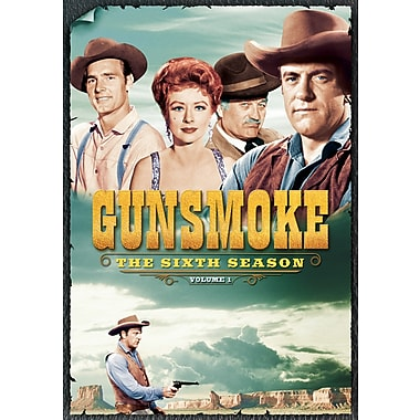 Gunsmoke: The Sixth Season, Volume One (DVD)