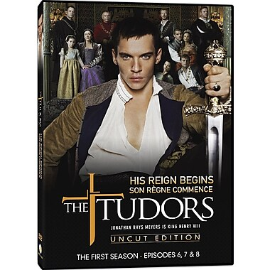The Tudors - V3 - His Reign Begins/son ràgne commence - Episodes 6, 7 and 8 (DVD)