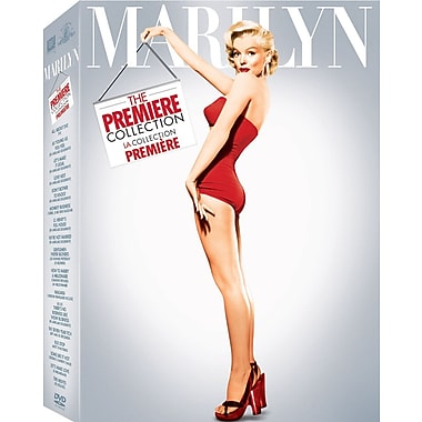 Marilyn: The Premiere Collection (DVD)