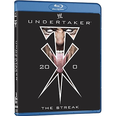 WWE 2012 - Undertaker - The Streak (Blu-Ray)