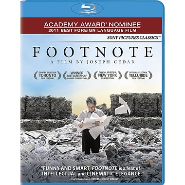 Footnote (Blu-Ray)