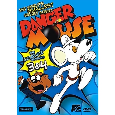 Danger Mouse: Seasons 3 & 4 (DVD)