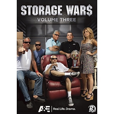 Storage Wars Volume 3 (DVD)