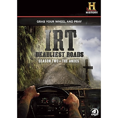 IRT Deadliest Roads Season 2 (DVD)