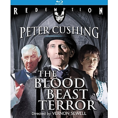 The Blood Beast Terror (Blu-Ray)