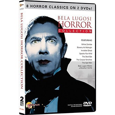 Bela Lugosi Horror Collection (DVD)