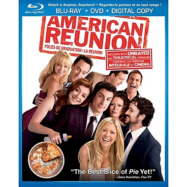 American Reunion (Blu-Ray + DVD)