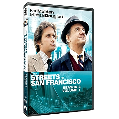 Streets of San Francisco: Season Three, Volume One (DVD)
