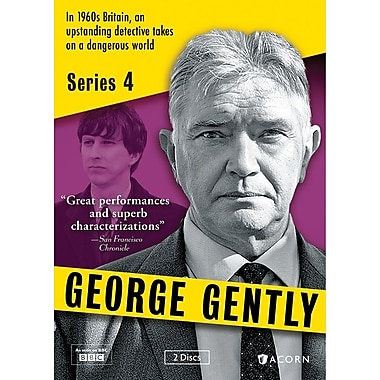 George Gently - Series 4 (DVD)