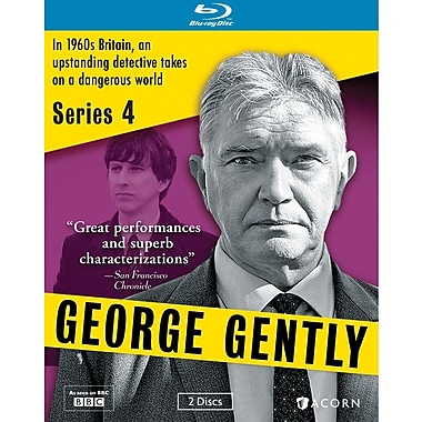 George Gently - Series 4 (Blu-Ray)