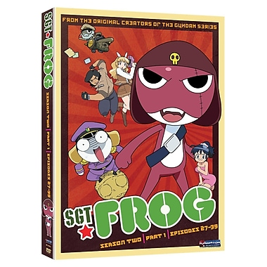 Sgt. Frog Season Two Part One (DVD)