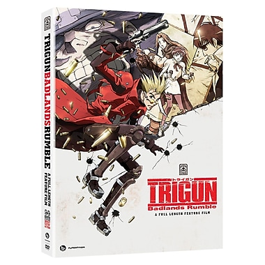 Trigun Badlands Rumble (DVD)