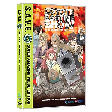 Coyote Ragtime Show: Complete Box Set (DVD)
