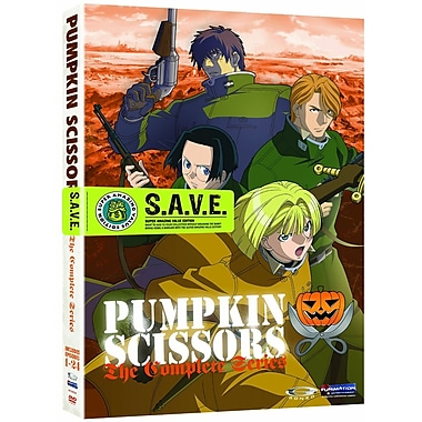Pumpkin Scissors The Complete Series Box Set (DVD)