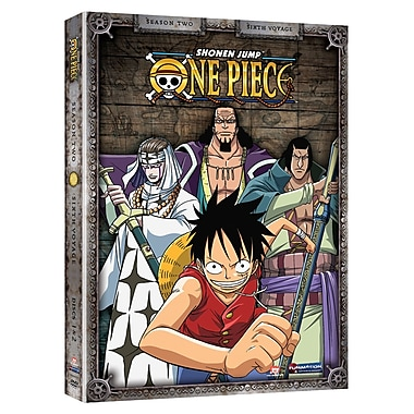 One Piece Season Two Sixth Voyage (DVD)
