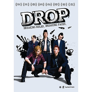 Drop: Live Action Movie (DVD)