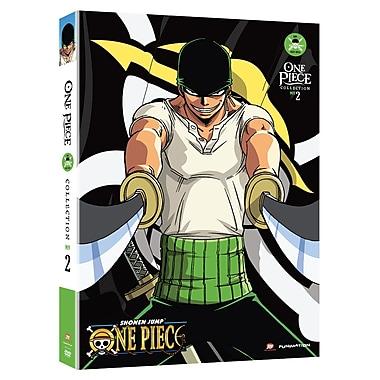 One Piece: Collection 2 (DVD)