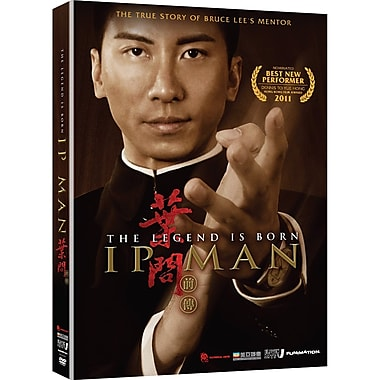 IP Man: The Legend Is Born (DVD)