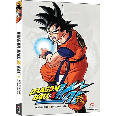Dragon Ball Z Kai - Season 1 (DVD)