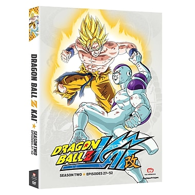 Dragon Ball Z Kai - Season 2 (DVD)