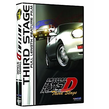 Initial D: Third Stage Movie (DVD)