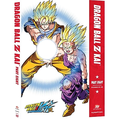 Dragon Ball Z Kai Season 1 Part 8 (DVD)