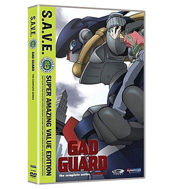 Gad Guard (DVD)