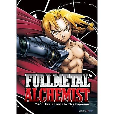 Fullmetal Alchemist: The Complete First Season (DVD)