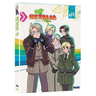 Hetalia: Season Two (DVD)