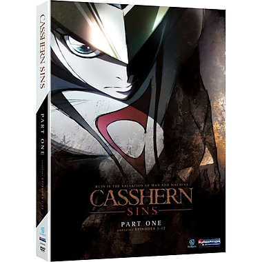 Casshern Sins: Part One (DVD)