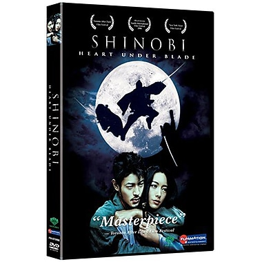 Shinobi: Heart Under Blade (DVD)