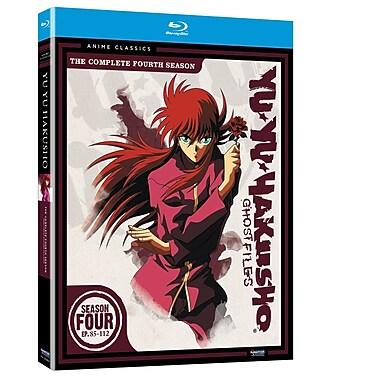 Yu Yu Hakusho: The Complete Fourth Season (DVD)