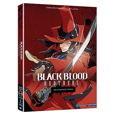 Black Blood Brothers: Box Set Viridian Collection (DVD)