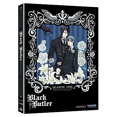 Black Butler: Season One Part Two (DVD)