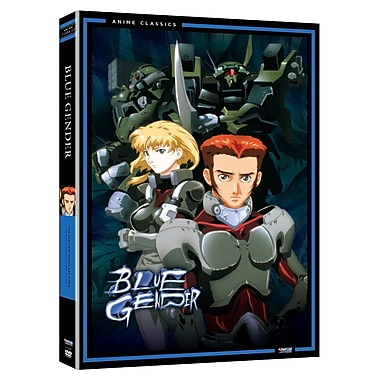Blue Gender: Box Set & Movie: Classic (DVD)