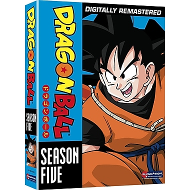 Dragon Ball: Season Five (DVD)