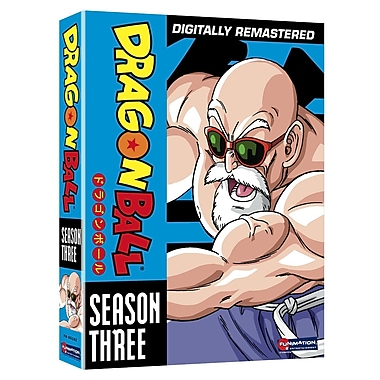 Dragon Ball: Season Three: Reprice (DVD)