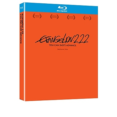 Evangelion: 2.22: You Can [Not] Advance - Movie (Blu-Ray)