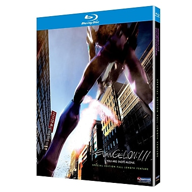 Evangelion: 1.11: You Are [Not] Alone (Blu-Ray)