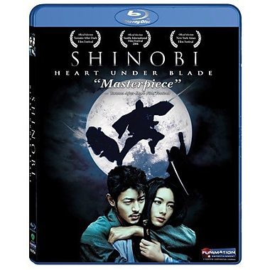 Shinobi Movie (Blu-Ray)
