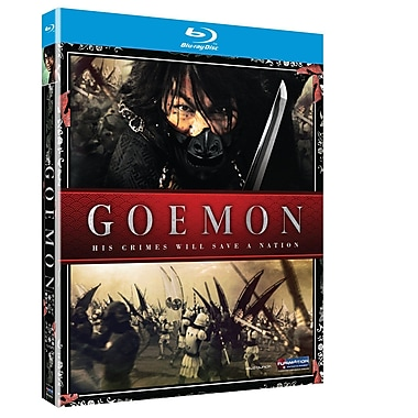 Goemon: Live Action Movie (Blu-Ray)