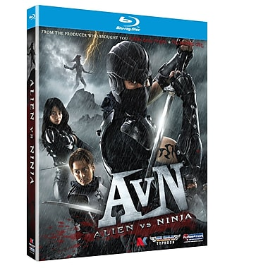 Alien vs Ninja: Live Action Movie (Blu-Ray)