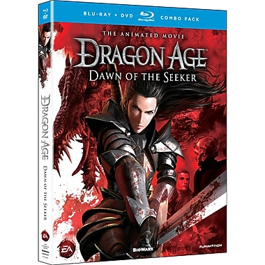 Dragon Age - Anime Movie (Combo) (Blu-Ray + DVD)