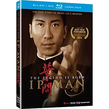 IP Man Legend Is Born (Blu-Ray + DVD)
