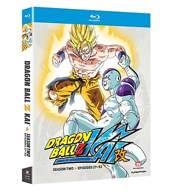 Dragon Ball Z Kai - Season 2 (BD) (Blu-Ray)