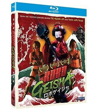 Robo Geisha: Live Action Movie (Blu-Ray)